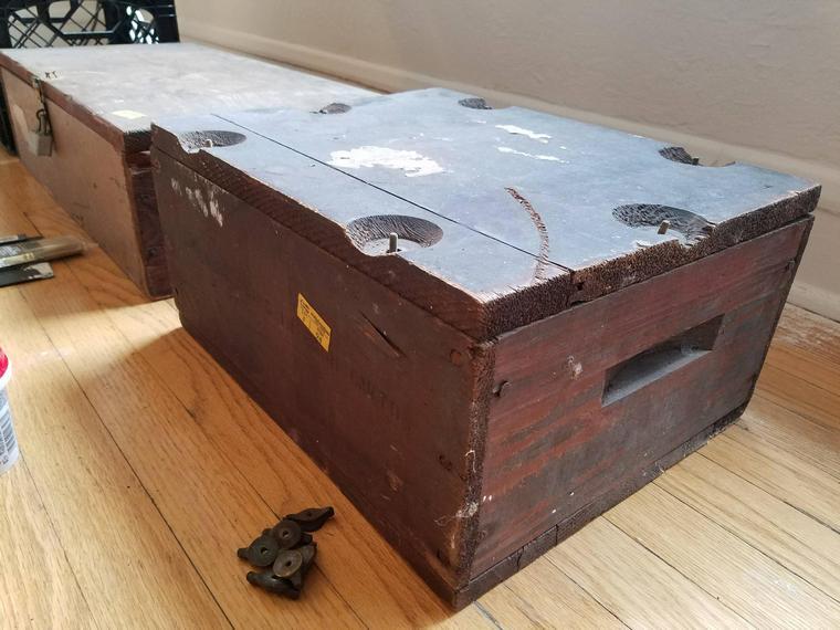 surprise vieux meubles utiles