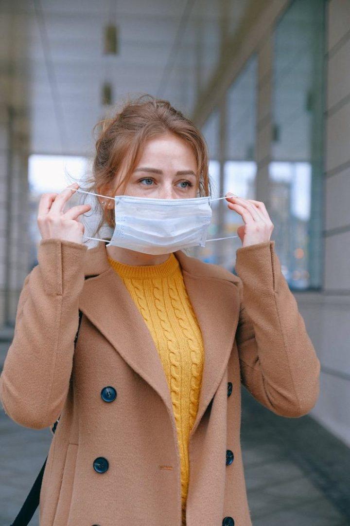 Comment faire un masque maison ? – Tuto facile de masque de protection respiratoire