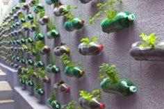La déco jardin récup' : bohème et écolo