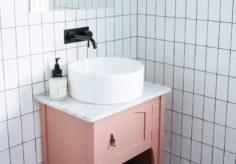 Vanité salle de bain DIY en 40 idées inspirantes