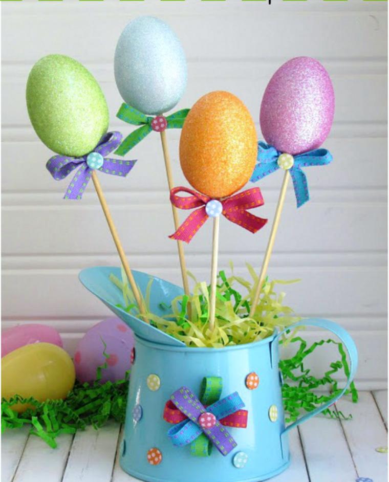 idée déco diy printemps et Pâques