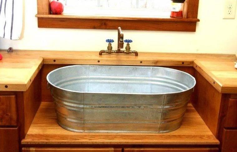 meuble en bois salle de bain diy