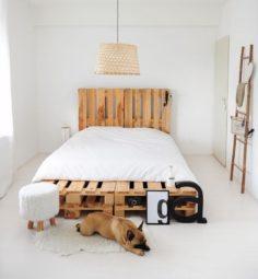 Pinterest DIY : que faire avec des palettes ? Sélection des idées les plus aimées sur Pinterest !