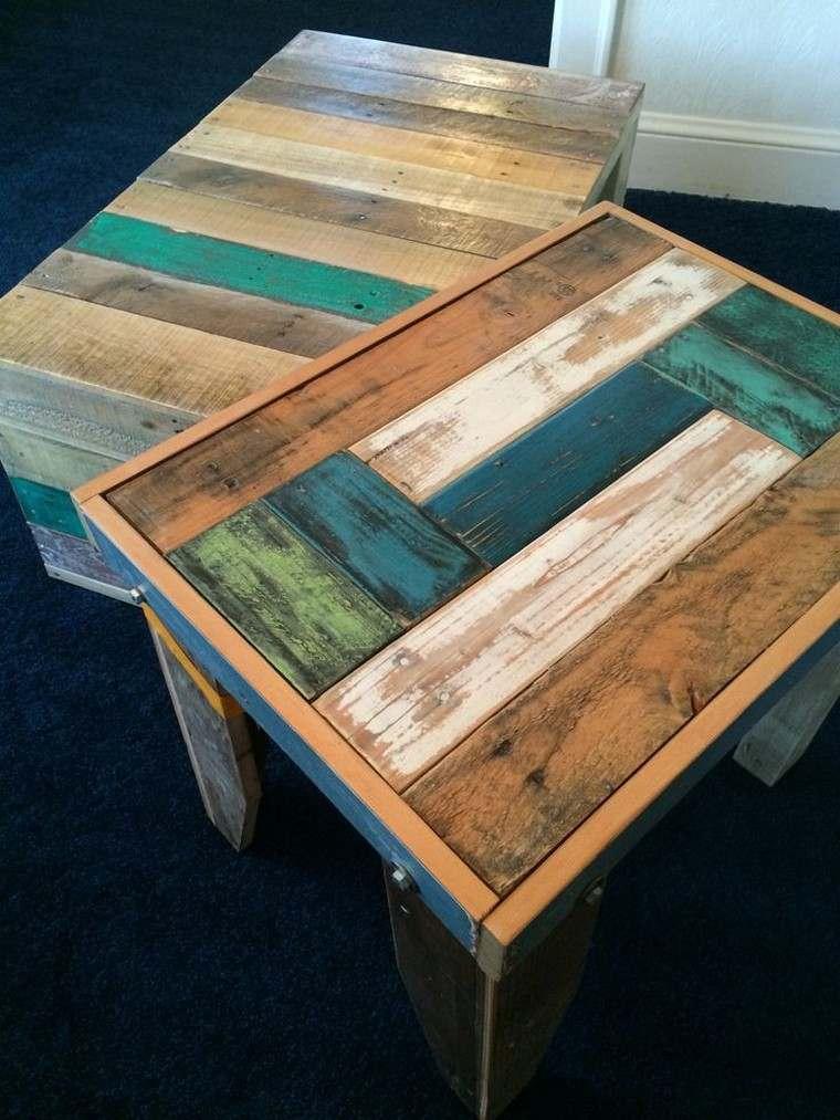 pinterest diy palette bois table basse fabriquer palettes