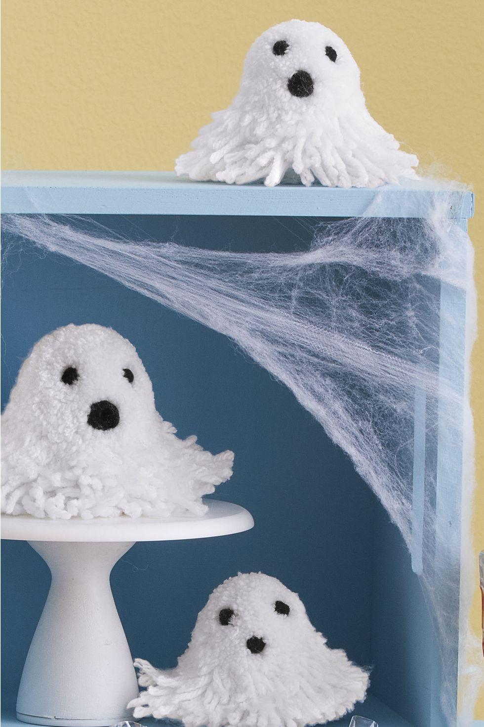 Fantômes en peluche