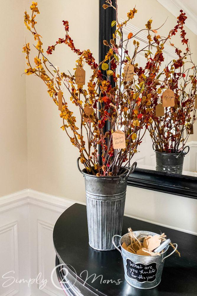 L'arbre de la reconnaissance à l'automne