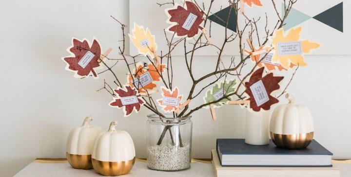 12 meilleures idées de bricolage pour remercier les arbres à l'occasion de Thanksgiving