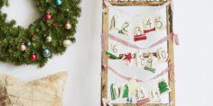 22 calendriers de l'Avent à réaliser soi-même, qui apportent une touche personnelle à votre compte à rebours de Noël