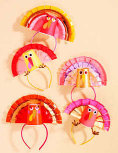 4 jolis objets artisanaux pour Thanksgiving qui sont parfaits pour la table des enfants