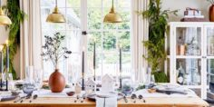 Dresser la table pour vos vacances avec ces 28 centres de table de Noël