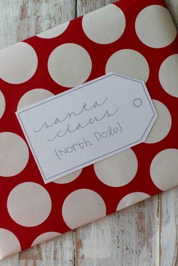 Enveloppes en papier d'emballage
