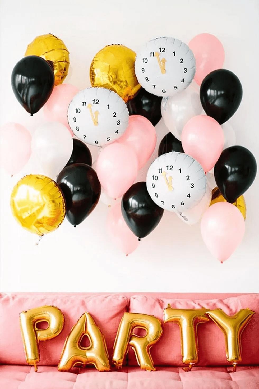 Horloge de Ballons