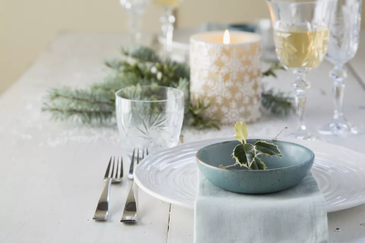 22 Jolies décorations de table et cadres de Noël