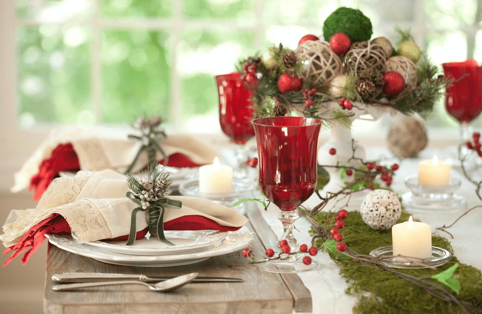 Table en mousse colorée