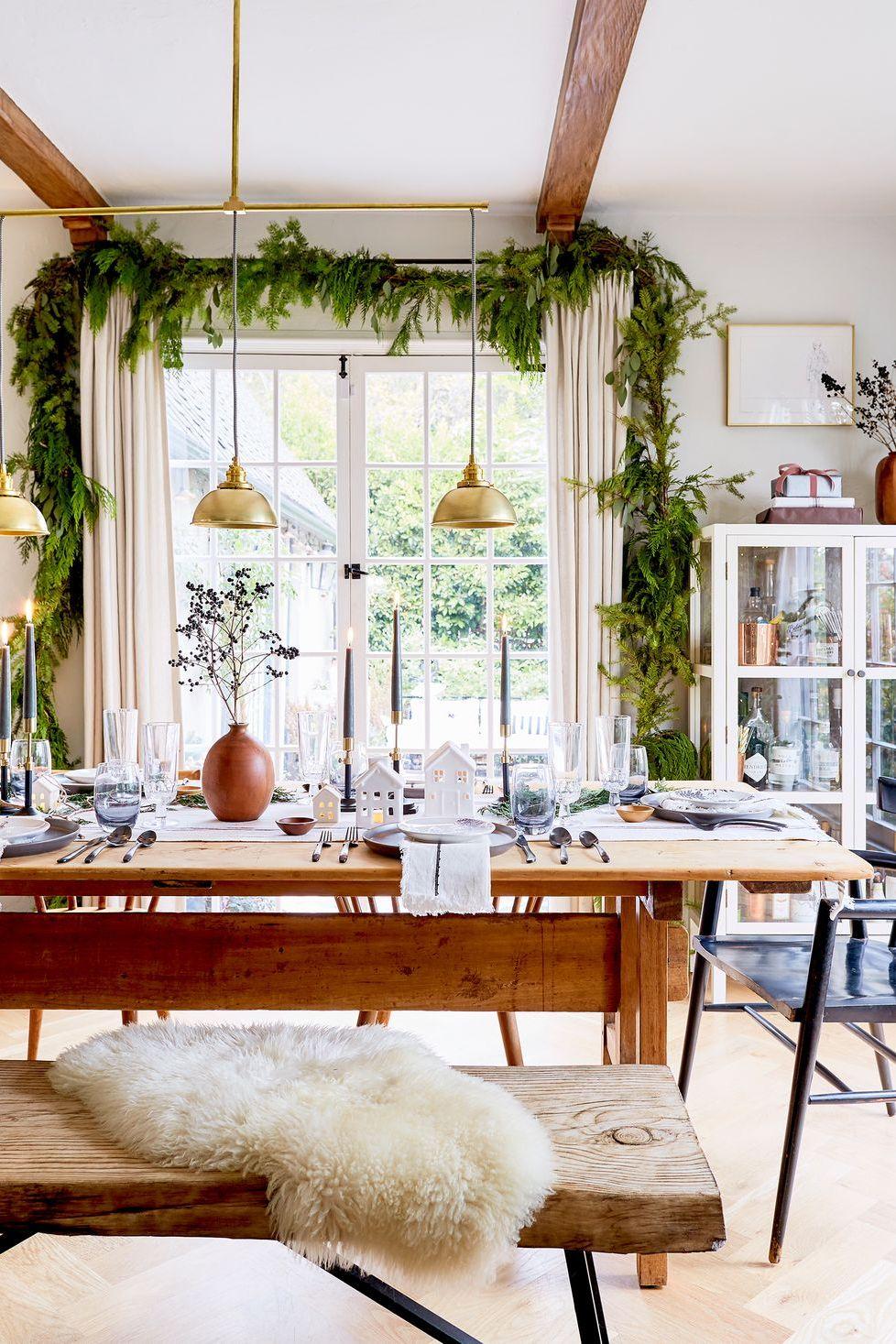 Table festive et non confessionnelle