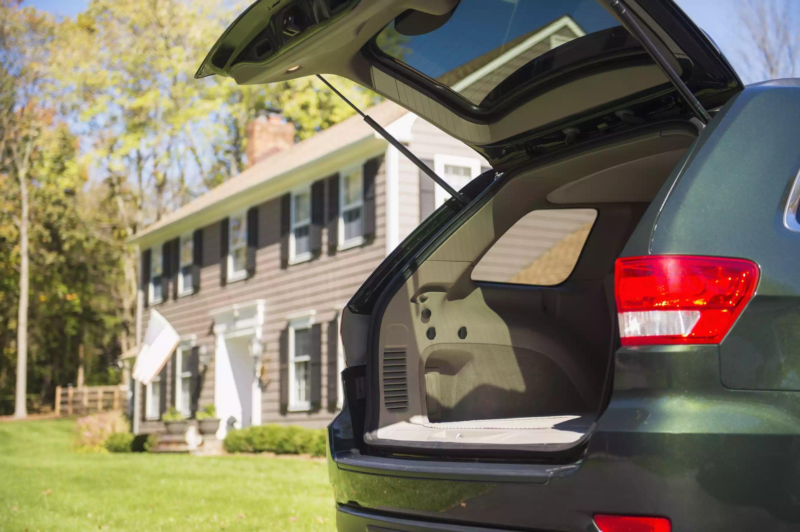 Mettre en place un organisateur de voitures compactes