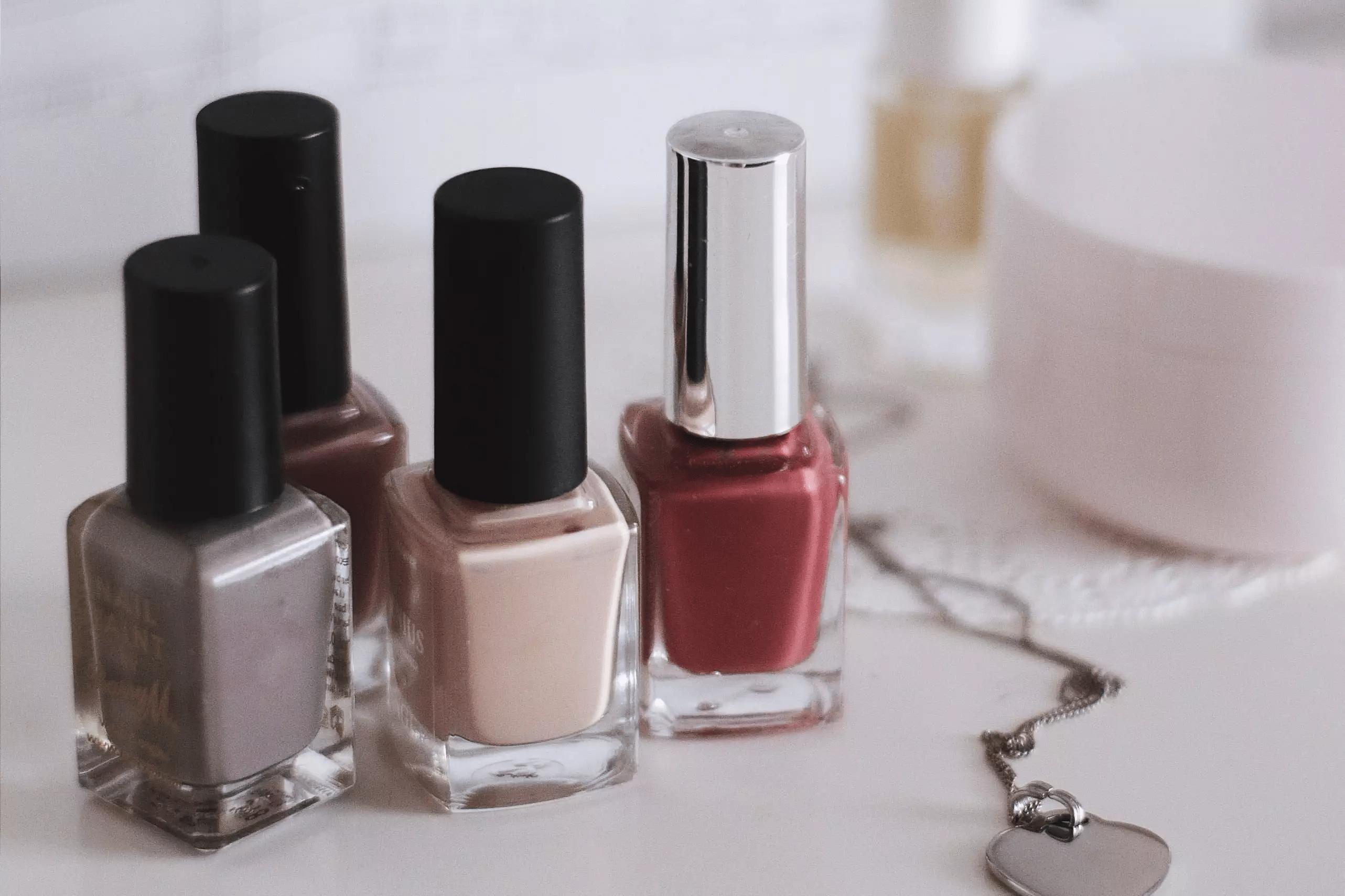 Organisez votre collecte de vernis à ongles