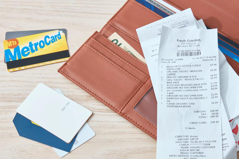 Organisez votre portefeuille