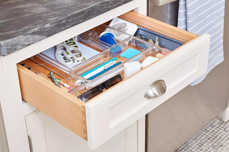 Transformez votre tiroir de bric-à-brac en un tiroir de tous les jours