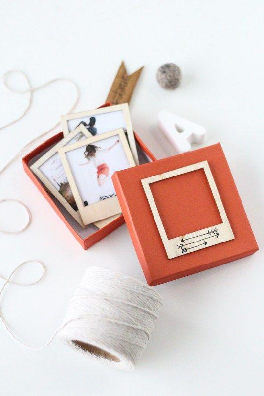 Boîte Polaroid