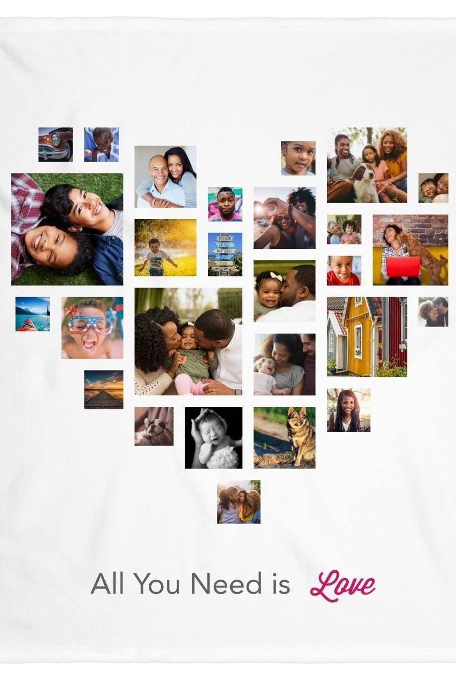 Collage de photos