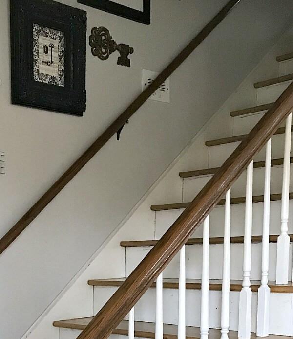 Transformation facile d'un escalier