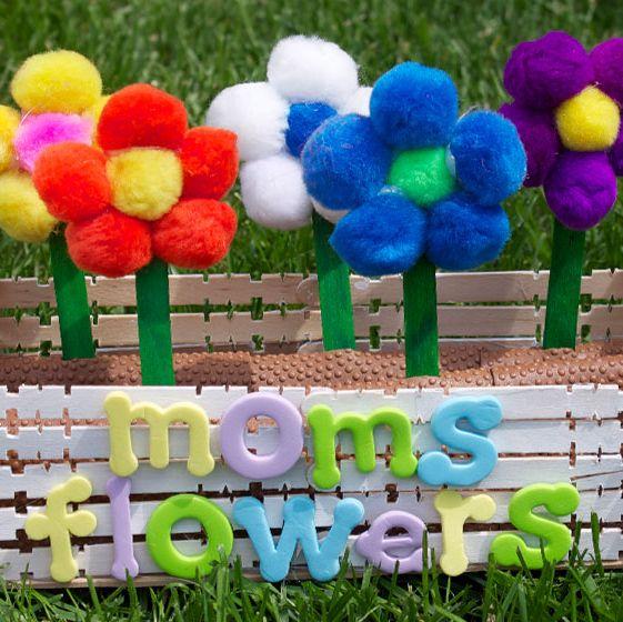 Boîte à fleurs Pom Pom