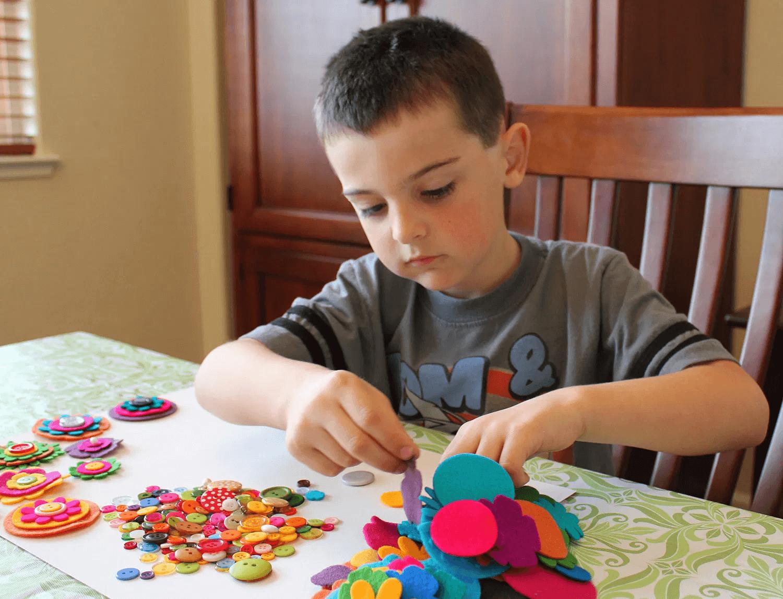 Cadeau DIY pour la fête des mères