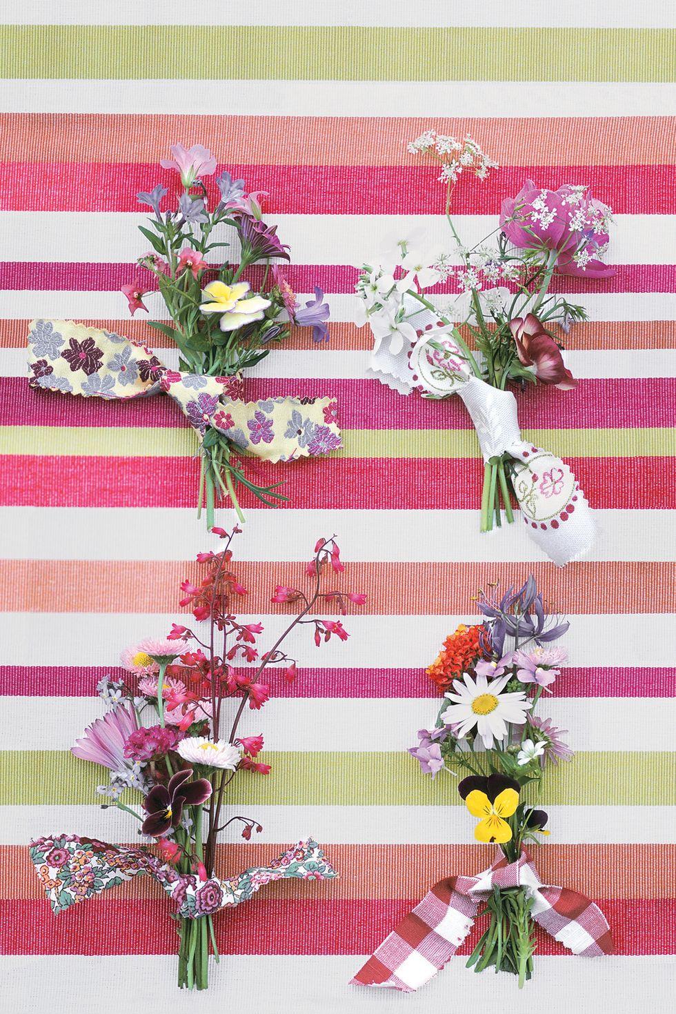 Faveurs florales