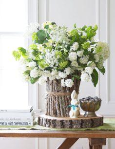 Idées de décoration de printemps à faire soi-même