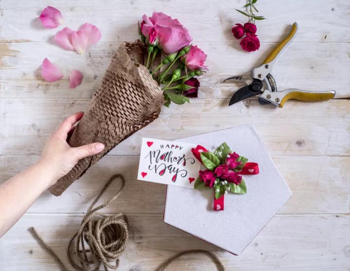 22 cadeaux faits maison pour maman à l'occasion de la fête des mères