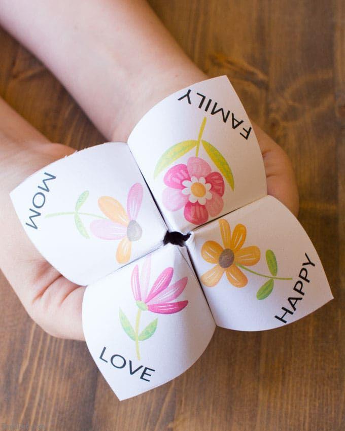 25 jolis projet DIY pour enfants à l'occasion de la fête des mères, pour que votre maman se sente vraiment appréciée.