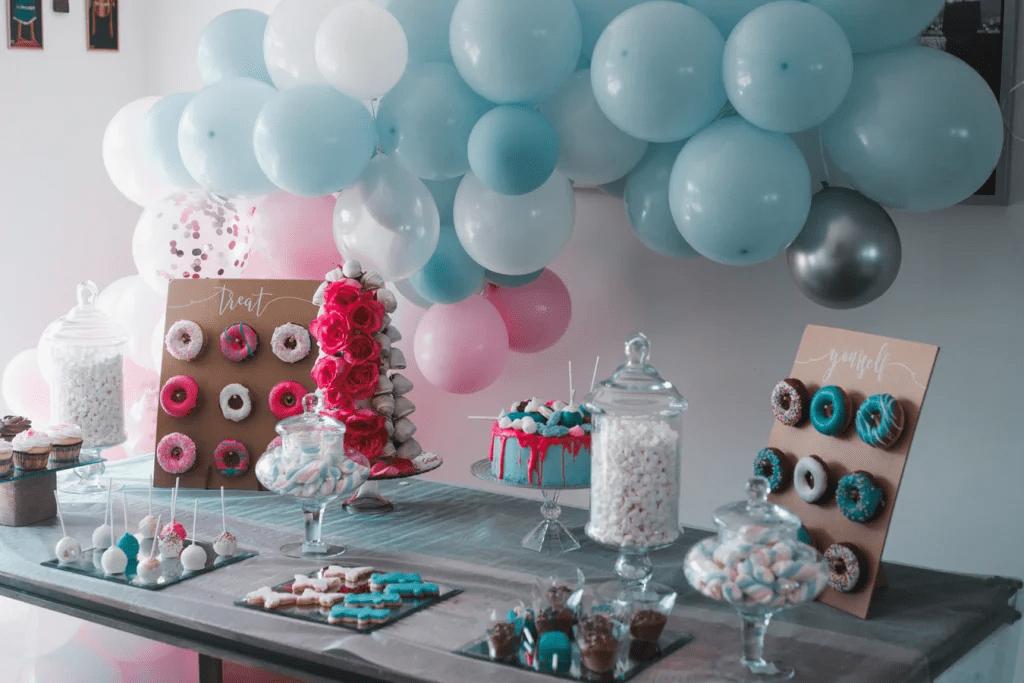 Faites des présentoirs à mini-bonbons