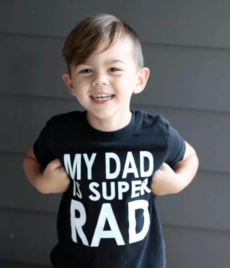 T-Shirt Super Rad