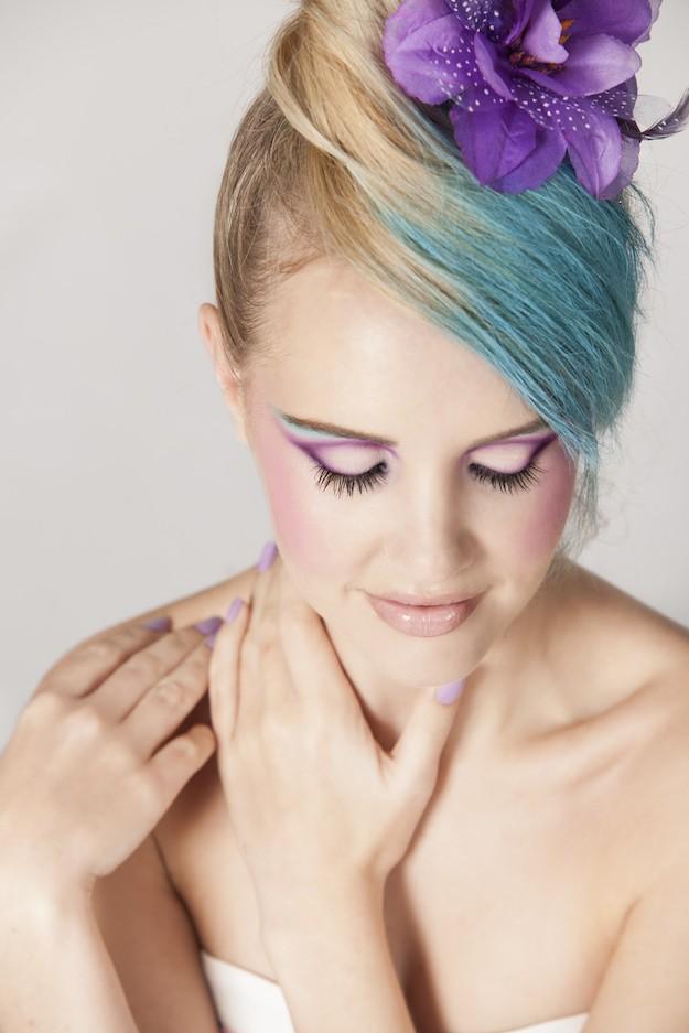 Craie pour cheveux Festival Pastel